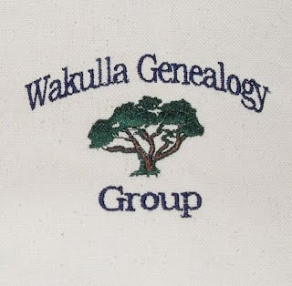 Wakulla Genealogy Group logo